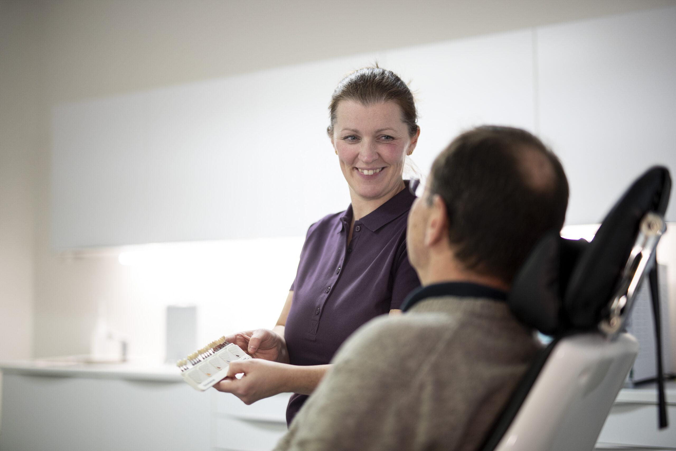 Mira Nebel tandtekniker i Haderslev og omegn