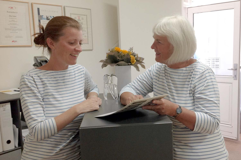 Elke Nebel og Mira Nebel tandtekniker i Haderslev og omegn